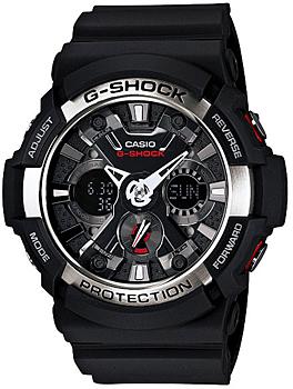 Наручные мужские часы Casio GA-200-1A