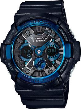 Наручные мужские часы Casio GA-200CB-1A