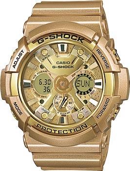Наручные мужские часы Casio GA-200GD-9A