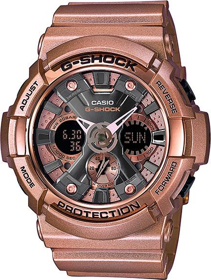 Наручные мужские часы Casio GA-200GD-9B