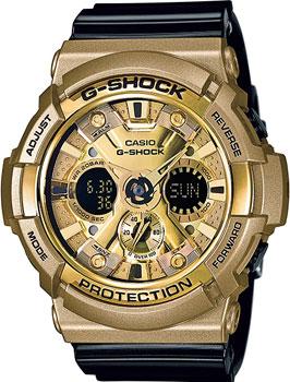Наручные мужские часы Casio GA-200GD-9B2