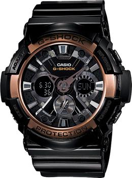 Наручные мужские часы Casio GA-200RG-1A
