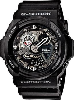 Наручные мужские часы Casio GA-300-1A