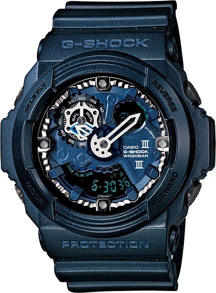 Наручные мужские часы Casio GA-300A-2A