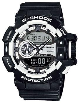 Наручные мужские часы Casio GA-400-1A