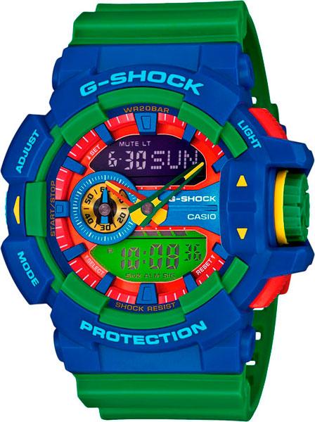 Наручные мужские часы Casio GA-400-2A