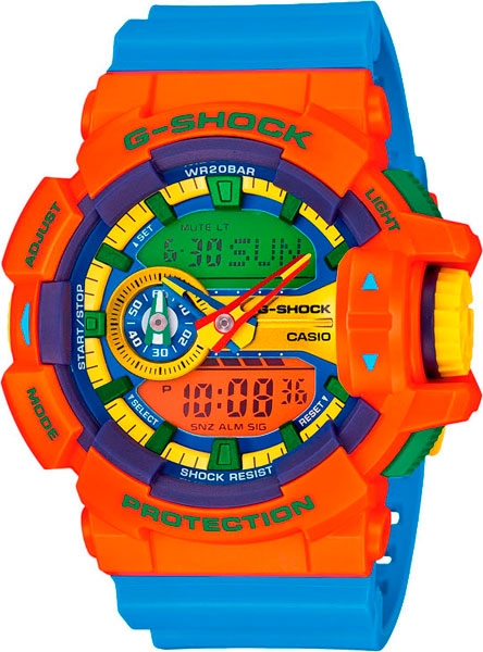 Наручные мужские часы Casio GA-400-4A
