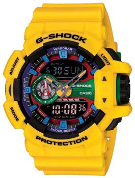 Наручные мужские часы Casio GA-400-9A