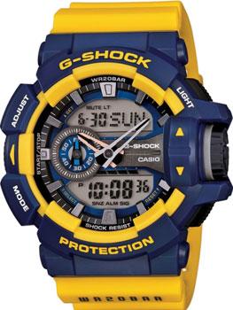 Наручные мужские часы Casio GA-400-9B