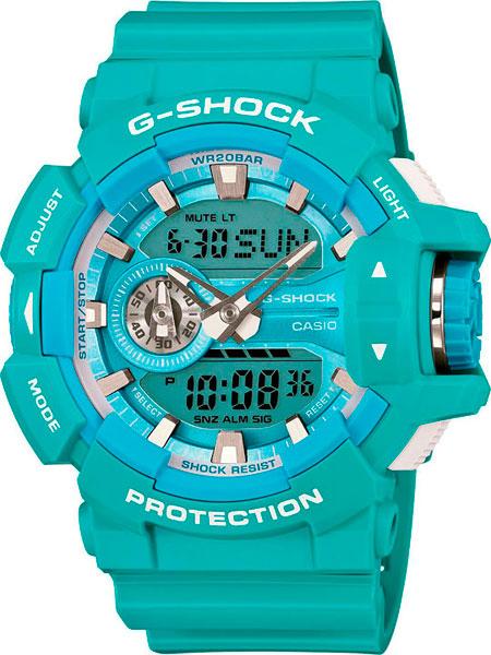 Наручные мужские часы Casio GA-400A-2A