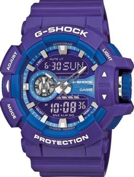 Наручные мужские часы Casio GA-400A-6A