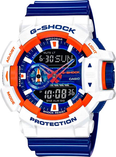 Наручные мужские часы Casio GA-400CS-7A
