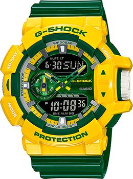 Наручные мужские часы Casio GA-400CS-9A