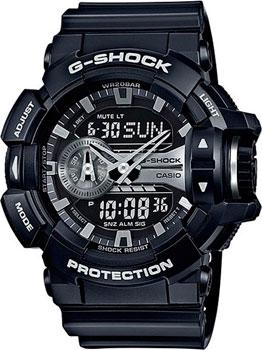 Наручные мужские часы Casio GA-400GB-1A