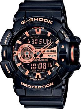 Наручные мужские часы Casio GA-400GB-1A4