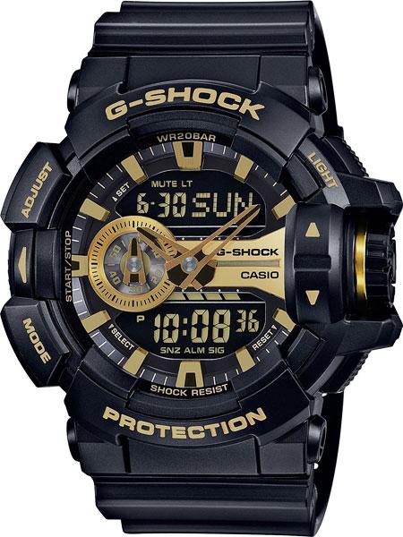 Наручные мужские часы Casio GA-400GB-1A9