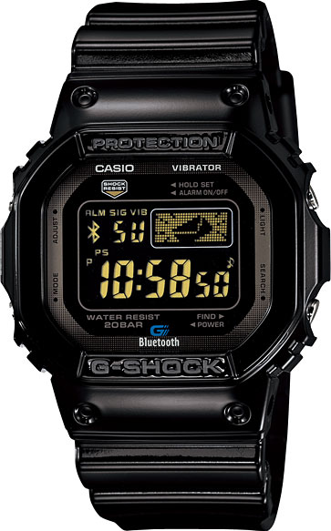 Наручные мужские часы Casio GB-5600AA-1A