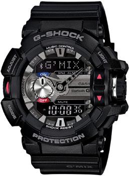 Наручные мужские часы Casio GBA-400-1A