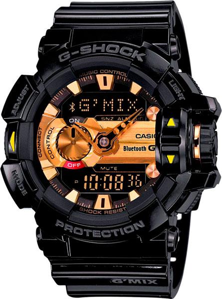 Наручные мужские часы Casio GBA-400-1A9