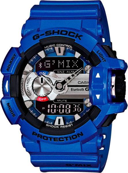 Наручные мужские часы Casio GBA-400-2A