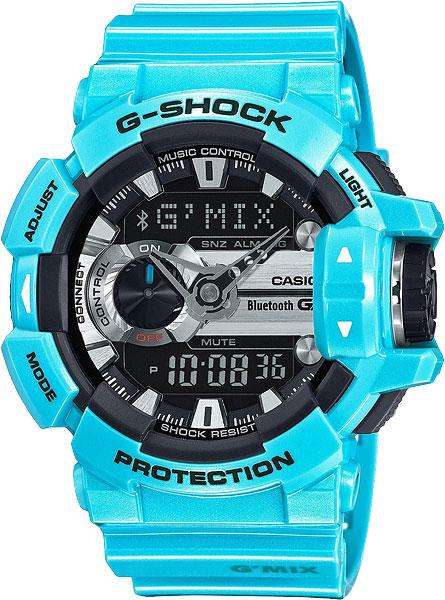 Наручные мужские часы Casio GBA-400-2C