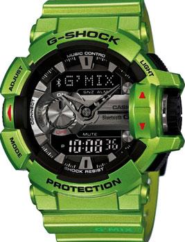 Наручные мужские часы Casio GBA-400-3B