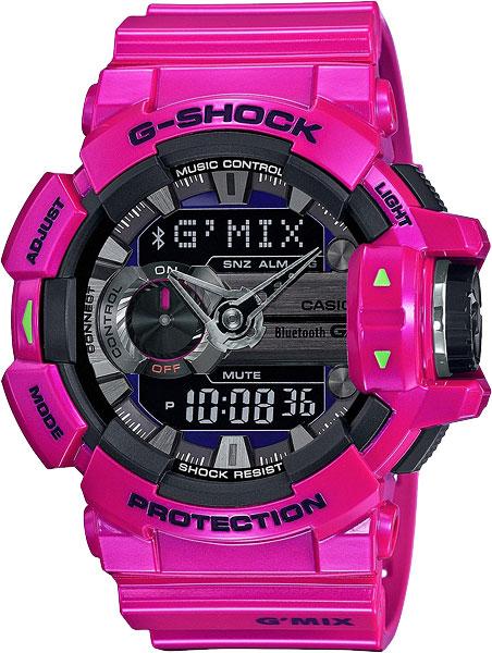 Наручные мужские часы Casio GBA-400-4C