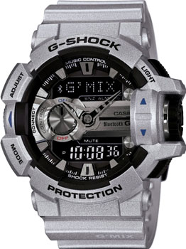 Наручные мужские часы Casio GBA-400-8B