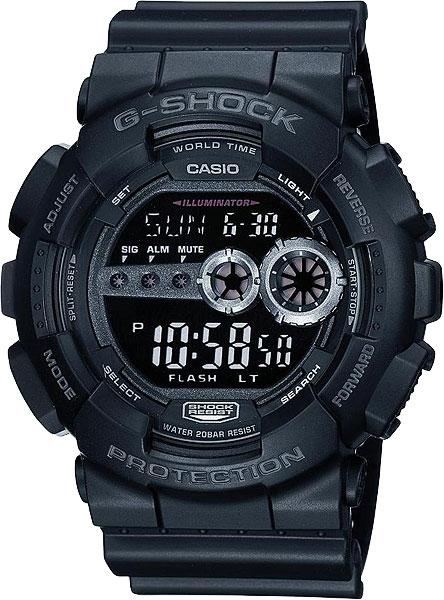 Наручные мужские часы Casio GD-100-1B