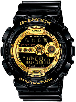 Наручные мужские часы Casio GD-100GB-1E