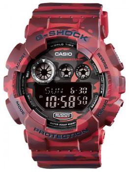 Наручные мужские часы Casio GD-120CM-4E