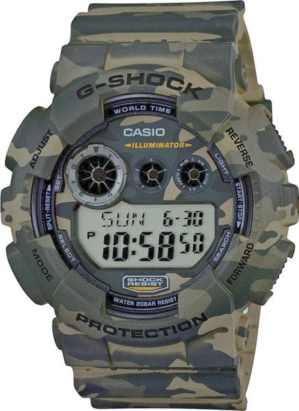 Наручные мужские часы Casio GD-120CM-5E