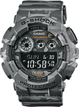 Наручные мужские часы Casio GD-120CM-8E