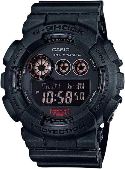 Наручные мужские часы Casio GD-120MB-1E