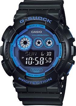 Наручные мужские часы Casio GD-120N-1B2