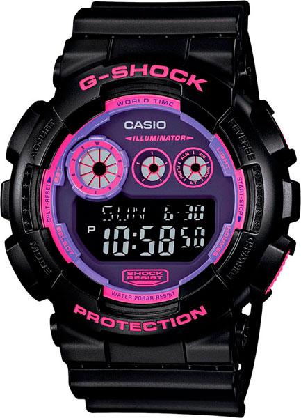 Наручные мужские часы Casio GD-120N-1B4