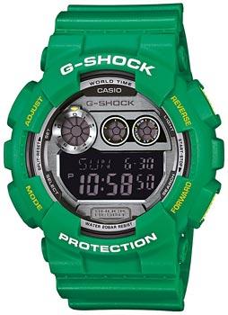 Наручные мужские часы Casio GD-120TS-3E