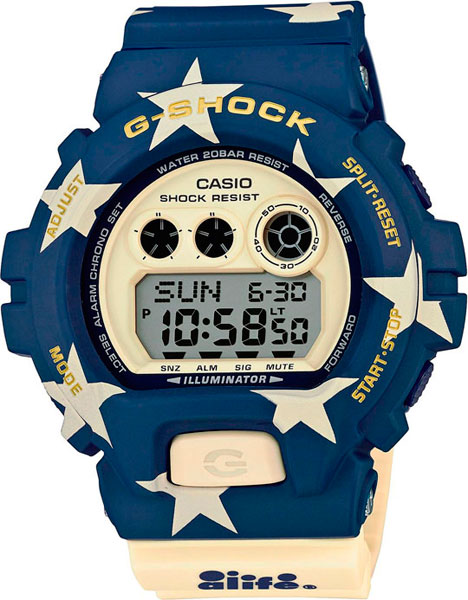 Наручные мужские часы Casio GD-X6900AL-2E