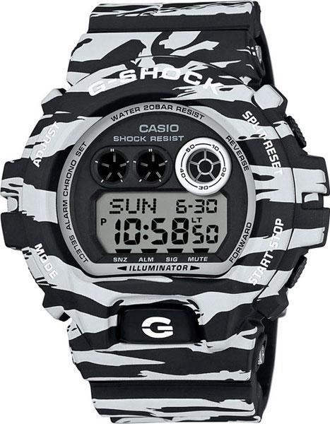 Наручные мужские часы Casio GD-X6900BW-1E
