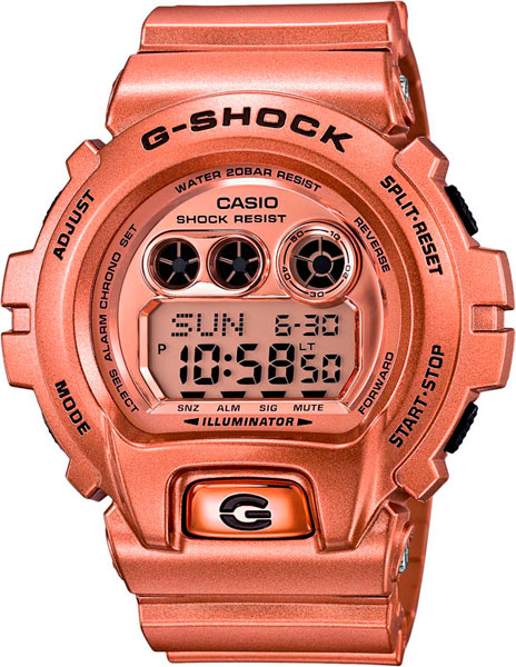 Наручные мужские часы Casio GD-X6900GD-9E