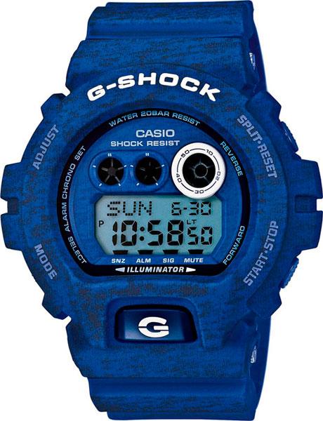 Наручные мужские часы Casio GD-X6900HT-2E