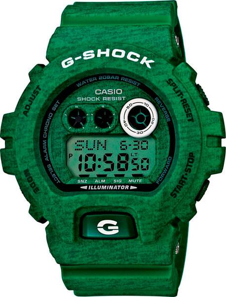 Наручные мужские часы Casio GD-X6900HT-3E