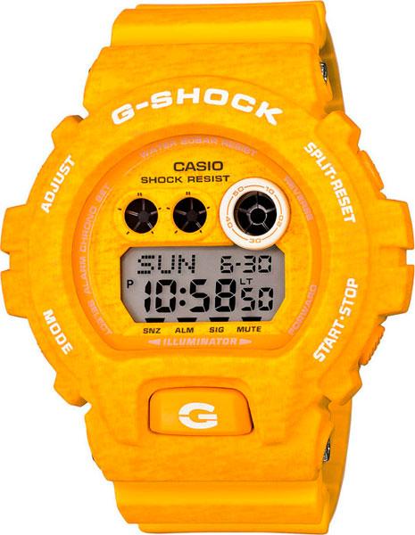 Наручные мужские часы Casio GD-X6900HT-9E