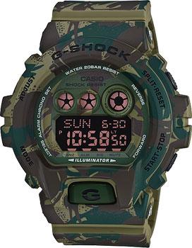 Наручные мужские часы Casio GD-X6900MC-3E