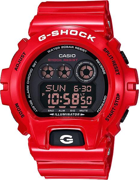 Наручные мужские часы Casio GD-X6900RD-4E