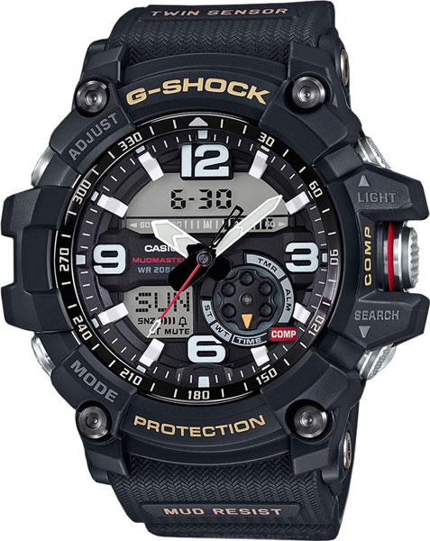 Наручные мужские часы Casio GG-1000-1A