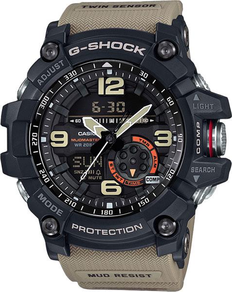 Наручные мужские часы Casio GG-1000-1A5