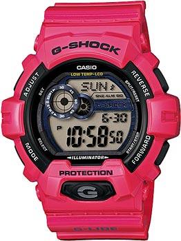 Наручные мужские часы Casio GLS-8900-4E