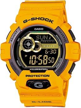 Наручные мужские часы Casio GLS-8900-9E
