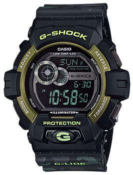 Наручные мужские часы Casio GLS-8900CM-1E